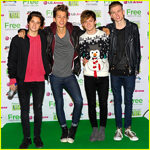 The Vamps: Free Radio Live Pics + 'Wild Heart' Teaser!