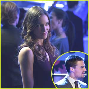 Stephen Amell & Katie Cassidy: New 'Arrow' Tonight!