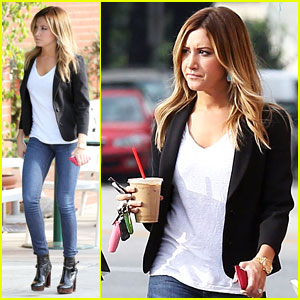 Ashley Tisdale: Toluca Lake Lady