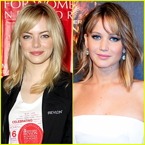 Jennifer Lawrence & Emma Stone Top Forbes' Best Actors for the Buck 2013  List