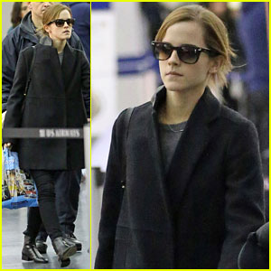 Emma Watson: Matthew Janney's Family is Thrilled They Are Dating!