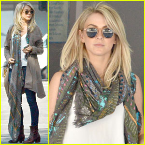 Julianne Hough: Girls Lunch in Beverly Hills!
