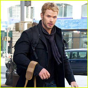 Kellan Lutz: I Did All of My 'Hercules' Stunts!