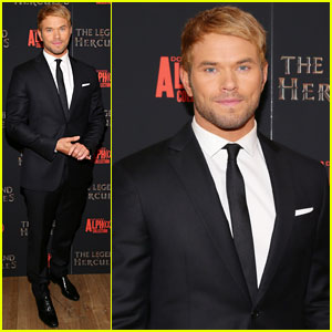 Kellan Lutz: 'The Legend of Hercules' NYC Premiere