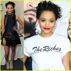 Kiersey Clemons: 'Ride Along' Hollywood Premiere
