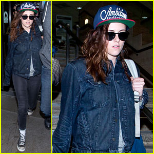 Kristen Stewart: Back in L.A. After Sundance