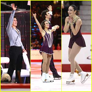 Patrick Chan, Tessa Virtue & Scott Moir, & More: Canada's Sochi Olympics Figure Skating Team!