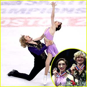 Meryl Davis & Charlie White WIN 6th Straight Title at U.S. Nationals 2014!