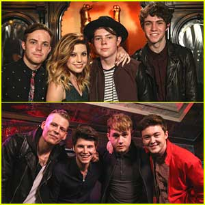 Rixton & Echosmith: MTV's Artist to Watch Kickoff Event 2014