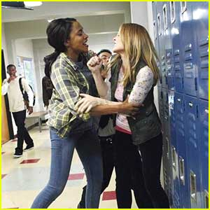 Katie Leclerc & Bianca Bethune: Fight on 'Switched at Birth' Tonight!