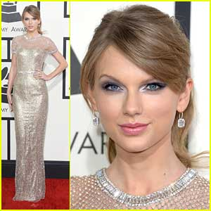 Taylor Swift - Grammys 2014 Red Carpet