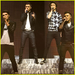 Union J: Glasglow Concert Pics!