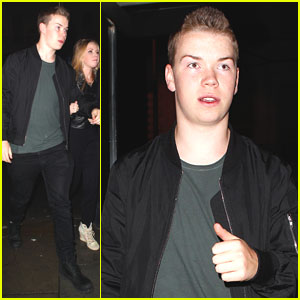 Will Poulter Celebrates His 21st Birthday!