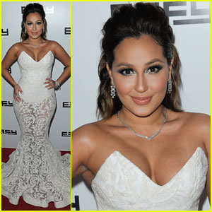 Adrienne Bailon: Effy Jewelry's 35th Anniversary