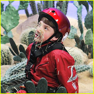 Jake Short: Face of Needles on A.N.T. Farm!
