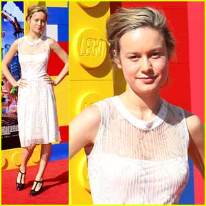 Brie Larson: 'The Lego Movie' Premiere