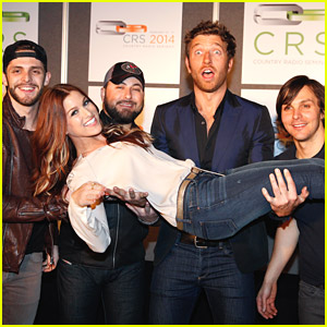 Cassadee Pope: New Faces of Country Music at CRS 2014