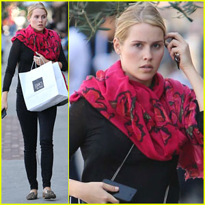 Claire Holt Reveals Her Favorite 'Originals' Prop!