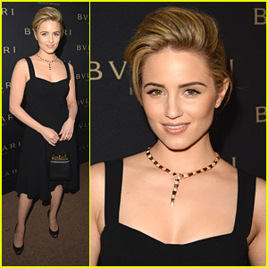 Dianna Agron Receives Early Birthday Present: Fans Adopt Elephant In Her Name!