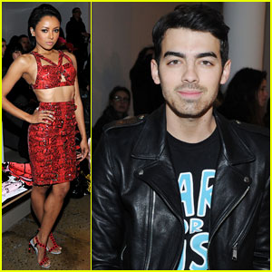 Joe Jonas: Blanda Eggenschwiler Sometimes Calms My Sense of Style