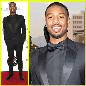 Michael B. Jordan: NAACP Image Awards 2014