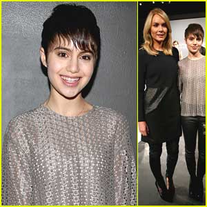 Sami Gayle: Rebecca Vallance Fashion Presentation After 'Vampire Academy' Premiere