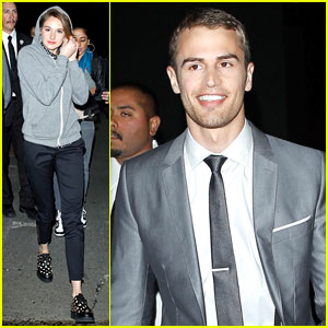 Shailene Woodley & Theo James: 'Divergent' Final Trailer Teaser - Watch NOW!