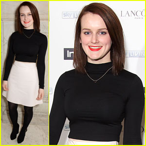 Sophie McShera: Best of British Talent BAFTA Party