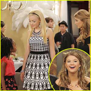 Stefanie Scott Guest Stars on 'Jessie' - First Pics!