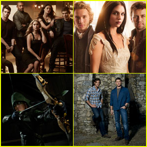 Arrow, Reign & Vampire Diaries: When Are Season Finales?