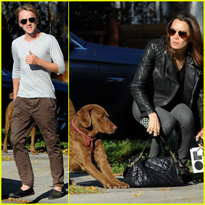 Tom Felton & Jade Olivia Take a Spin in His New Lamborghini Aventador