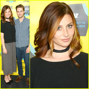 Aly Michalka Premieres 'Sequoia' at SXSW 2014