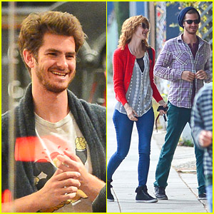 Andrew Garfield Hangs with Laura Dern After Disneyland Day with Batkid