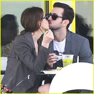 Ashley Greene & Paul Khoury: Lemonade Cafe Couple