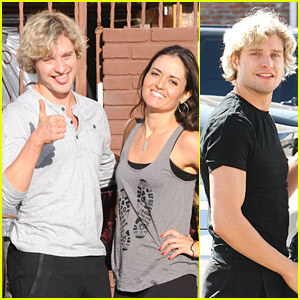 Charlie White Sizes Up His 'DWTS' Competition