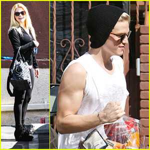 Cody Simpson: Back For More DWTS Practice with Witney Carson