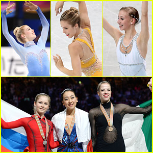 Gracie Gold, Ashley Wagner & Polina Edmunds Nab Top 10 at Worlds 2014; Japan's Mao Asada Wins Third World Title