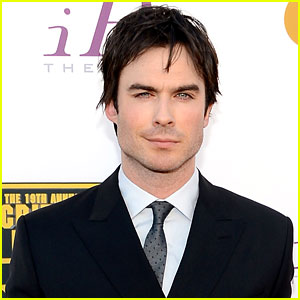 Ian Somerhalder Will Present at the Kids' Choice Awards 2014!