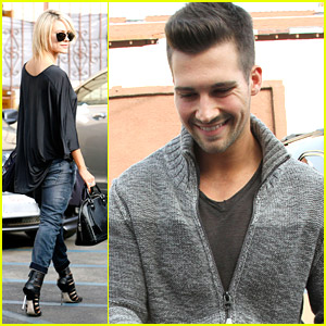 James Maslow: Jumping & Jiving For 'DWTS' Next Week