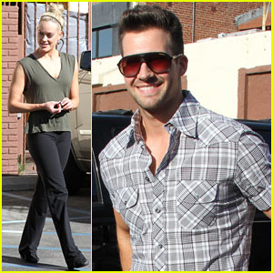 James Maslow & Peta Murgatroyd Have Real Chemistry on the Dance Floor