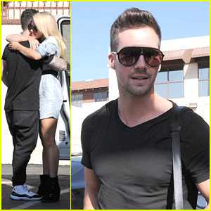 James Maslow on DWTS Partner Peta Murgatroyd: 'She's Really Cool!'