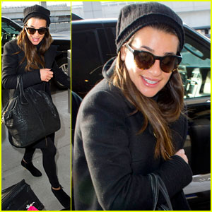 Lea Michele Wants to Appear on 'American Horror Story'!