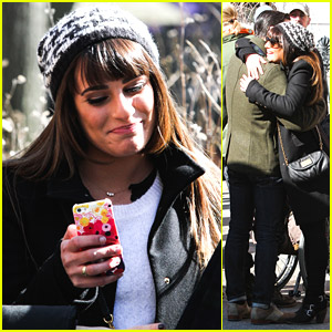 Watch The First Episode of Lea Michele's 'Louder' Diaries!