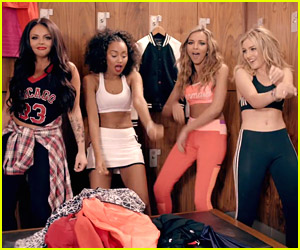 Little Mix: Spice Girl's Mel C Appears in 'Word Up' Music Video!