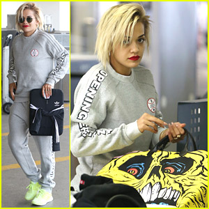 Rita Ora: 'I Will Never Let You Down' Video Coming Next Week!