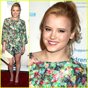 Taylor Spreitler Dances For A Cure