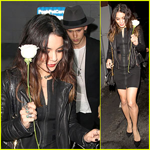 Vanessa Hudgens & Austin Butler: Date Night with Ashley