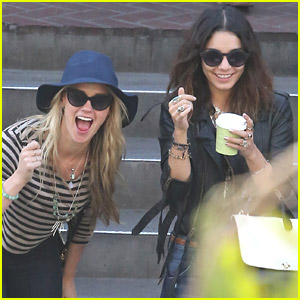 If She Had Her Way, Vanessa Hudgens Would Have Ashley Tisdale's Wedding at Coachella
