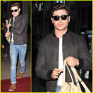 Zac Efron Will Go Shirtless If He Wins MTV Movie Award!