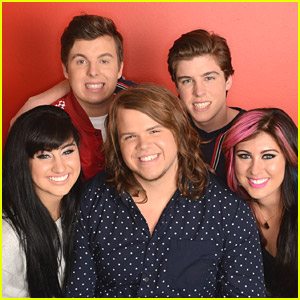 American Idol Unveils Top 5 - Meet Them Here!